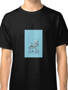 Confused Skeleton Classic T-Shirt