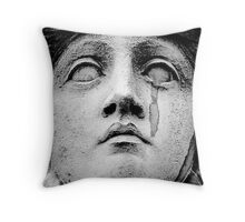Tears of Stone, Hull Throw Pillow