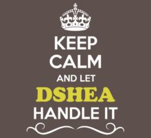 Keep Calm and Let DSHEA Handle it Kids Clothes