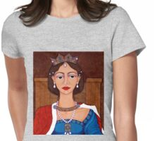 Leonor Telles Womens Fitted T-Shirt