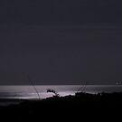Monreith at night by sarnia2