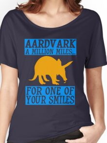 AARDVARK-2 Women's Relaxed Fit T-Shirt