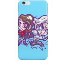 HeroChibis - TWINNING iPhone Case/Skin