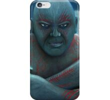 Drax the Destroyer iPhone Case/Skin