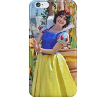With a Smile and a Song iPhone Case/Skin