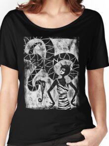 Vague Curiosity Women's Relaxed Fit T-Shirt