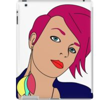 Punk Lives iPad Case/Skin