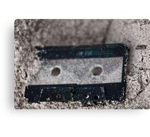 Lost tape Canvas Print
