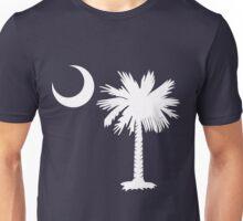 White Palmetto Moon Unisex T-Shirt