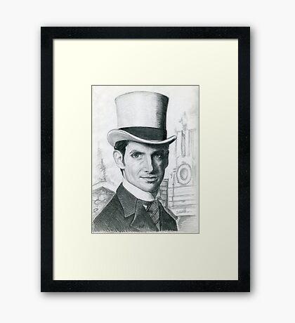 Freddy Eynsford Hill Framed Print