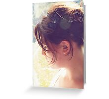 {Delicate} Greeting Card