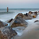 Evening at the North Jetty 1 by Charlie