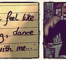 The dance by Fiona Christensen