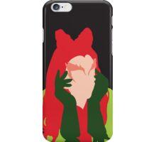 Uma Thurman - Poison Ivy iPhone Case/Skin