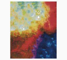 Angels Among Us - Emotive Spiritual Healing Art Kids Clothes