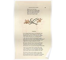 LIttle Ann and Other Poems by Jane and Ann Taylor art Kate Greenaway 1883 0059 Finery Poster