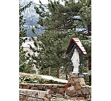 Our Lady of the Mountain Photographic Print