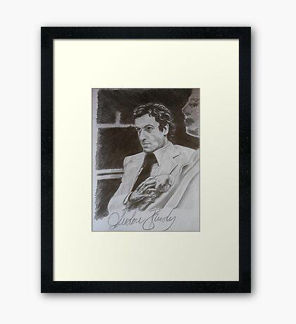 533-44-4655 Framed Print