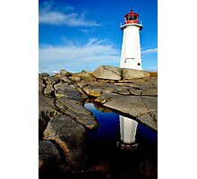 On Watch - Nova Scotia Photographic Print