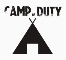 Camp of Duty by DaRealBoss