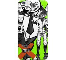 Violence and Junkie Colors iPhone Case/Skin