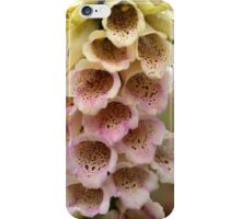 Common Foxclove Flowers iPhone Case/Skin