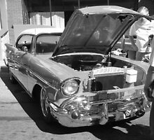 57- Chevy by Ann  Warrenton