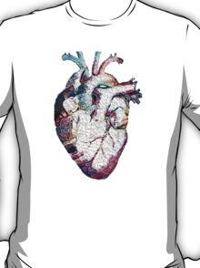 Anatomy - Heart (Oil Paint) T-Shirt
