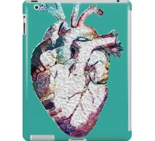 Anatomy - Heart (Oil Paint) iPad Case/Skin