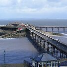 Birnbeck Pier. by Livvy Young