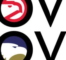 LOVEatl Sticker