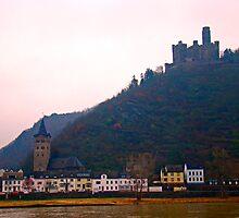 Along The Rhine II by Al Bourassa