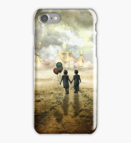 The Circus iPhone Case/Skin