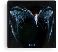 GRIST - Signal of the Midwayers... Canvas Print