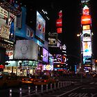 Times Square - New York City 2010 by jiggy
