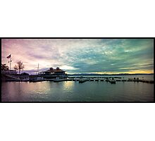 Boat House  Photographic Print