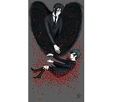 Young Master, Take My Hand. - Black Butler Fan Art Photographic Print