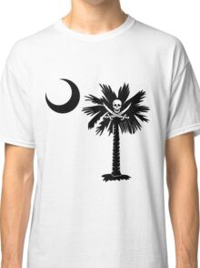 Calico Jack Pirate Palmetto Moon Classic T-Shirt