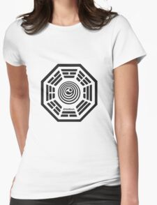 Dharma Orchid Womens Fitted T-Shirt