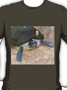Mrs Turtle T-Shirt