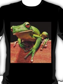Tree Frog Toe Hold T-Shirt