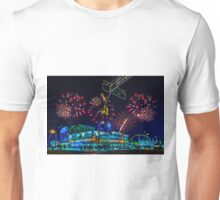 Saturday Night At Coney Island Unisex T-Shirt