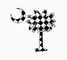 Checkered Flag Palmetto Moon Unisex T-Shirt