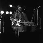 Waylon Jennings by Mike Norton