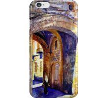 City gate iPhone Case/Skin