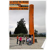 The Equator Poster