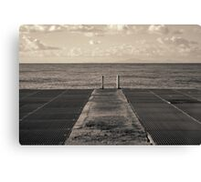 Look to Horizon Canvas Print