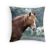 Freedom Reigns Throw Pillow