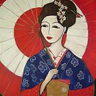 Geisha by Denise Daffara