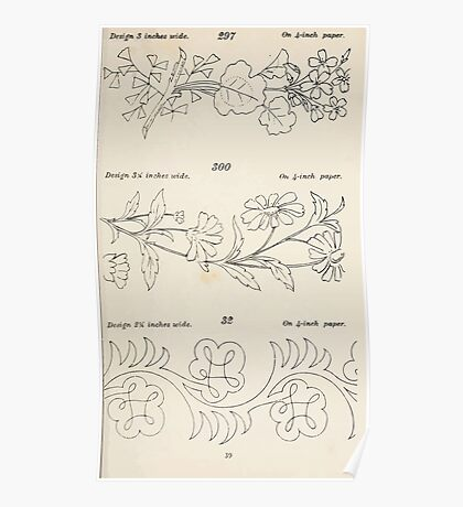 Briggs & Company Patent Transferring Papers Kate Greenaway 1886 0049 Poster